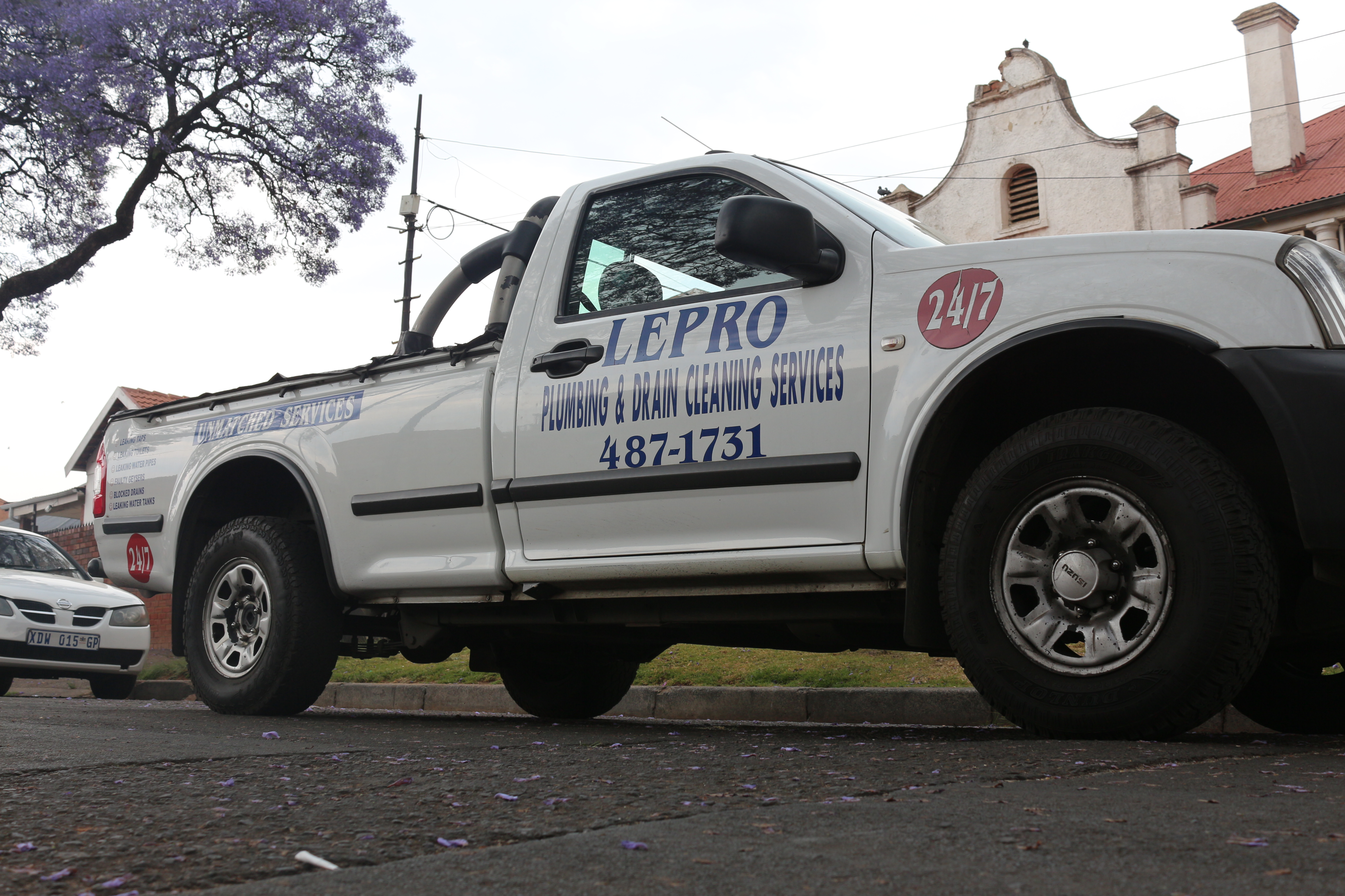 lepro plumbing services